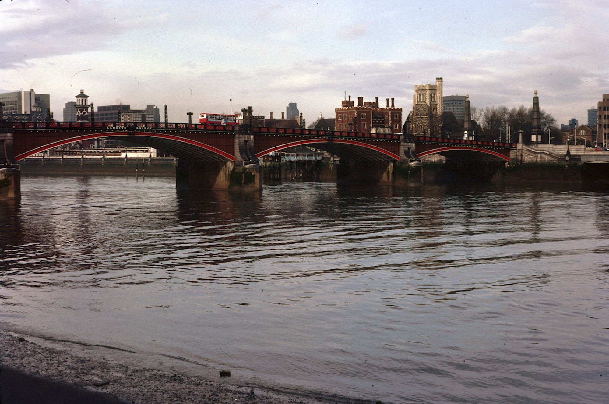 London 1979 Blackfriars brdige