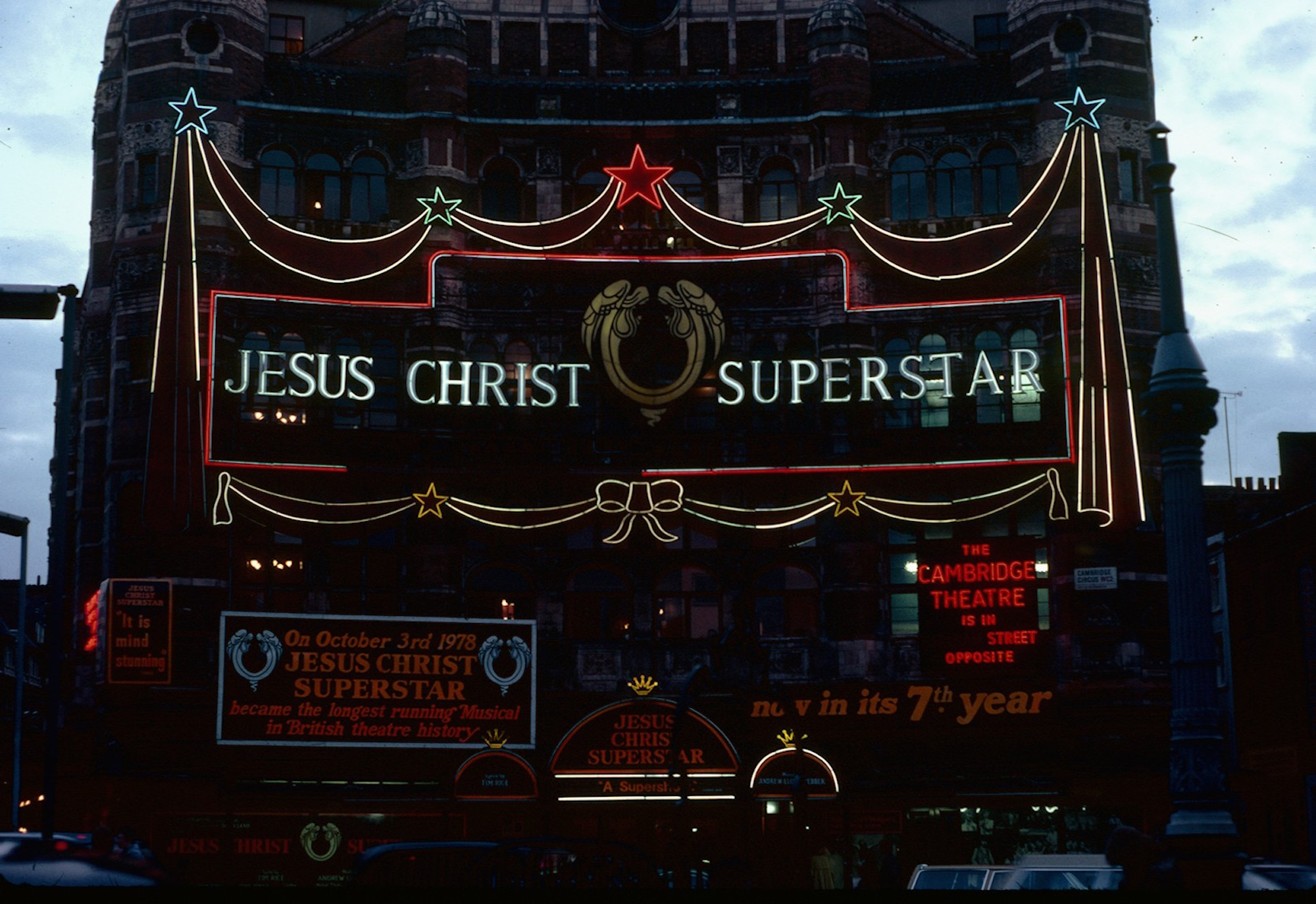 London 1979 Jesus Christ Superstar