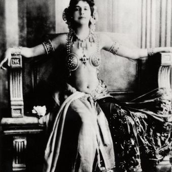 Mata Hari In Photos: The Ultimate Femme Fatale and Woman of Courage