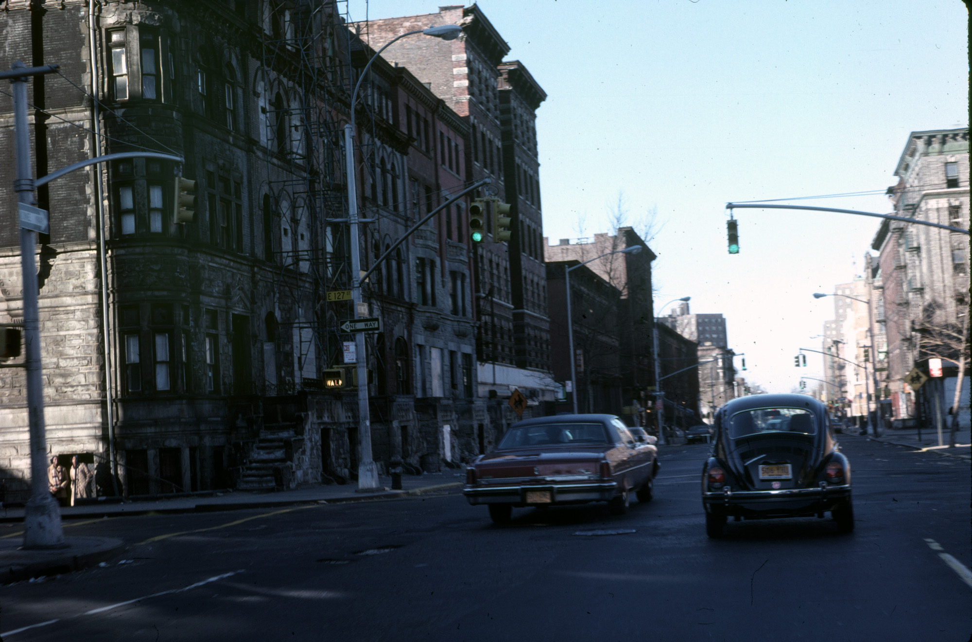 Color Slides Of New York City April 1979