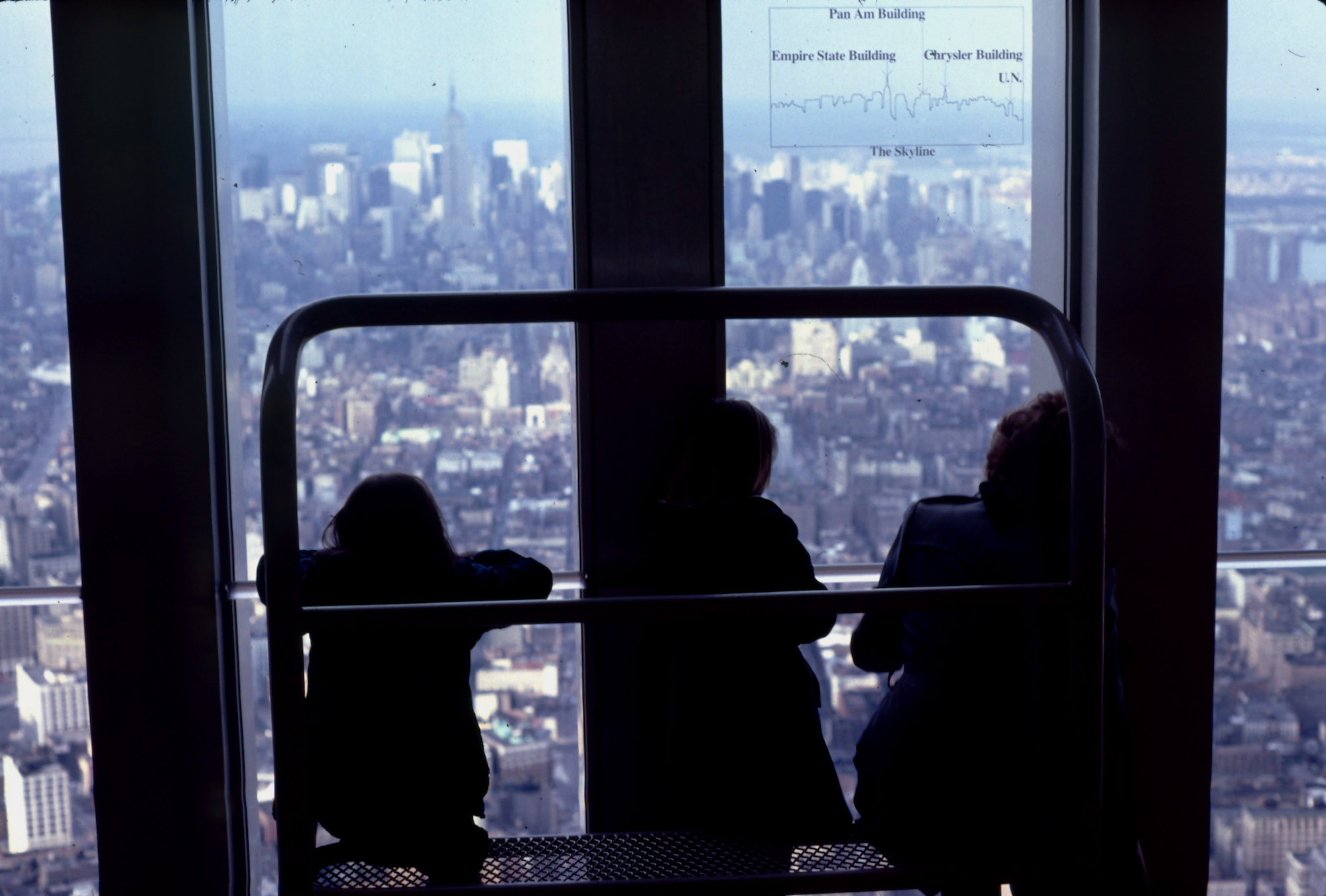 New York 1979 from WTC