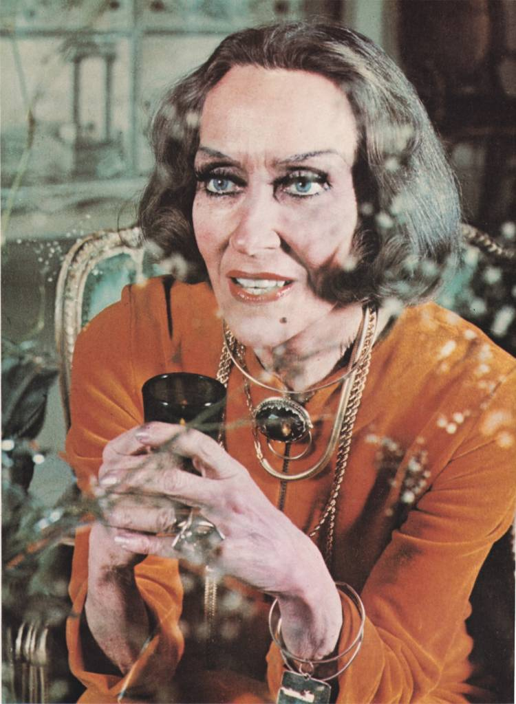 Gloria Swanson © Allan Warren