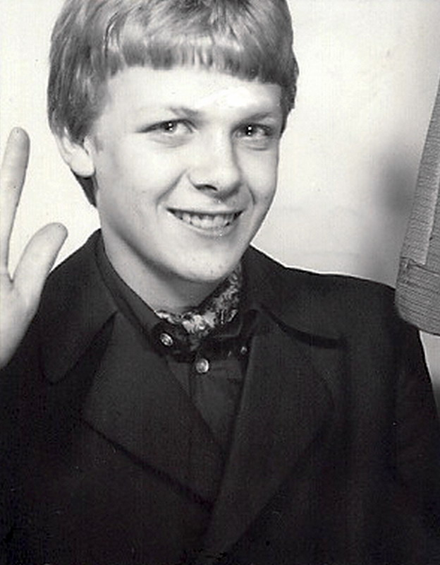 PETE MCGOWAN LOOKING MORE 1966 THAN 1981