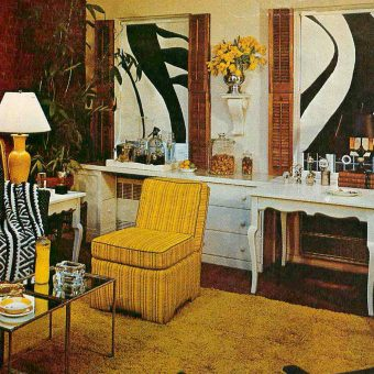 Home '78: Interior Décor from the Disco Era