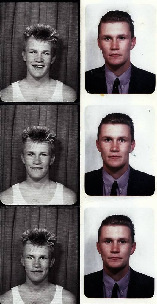 RUSS READY FOR UNI & WORK 1983-1986