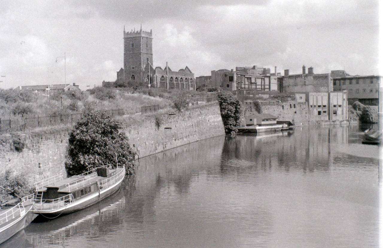 St. Peter's Church, Bristol, 30 July 1958