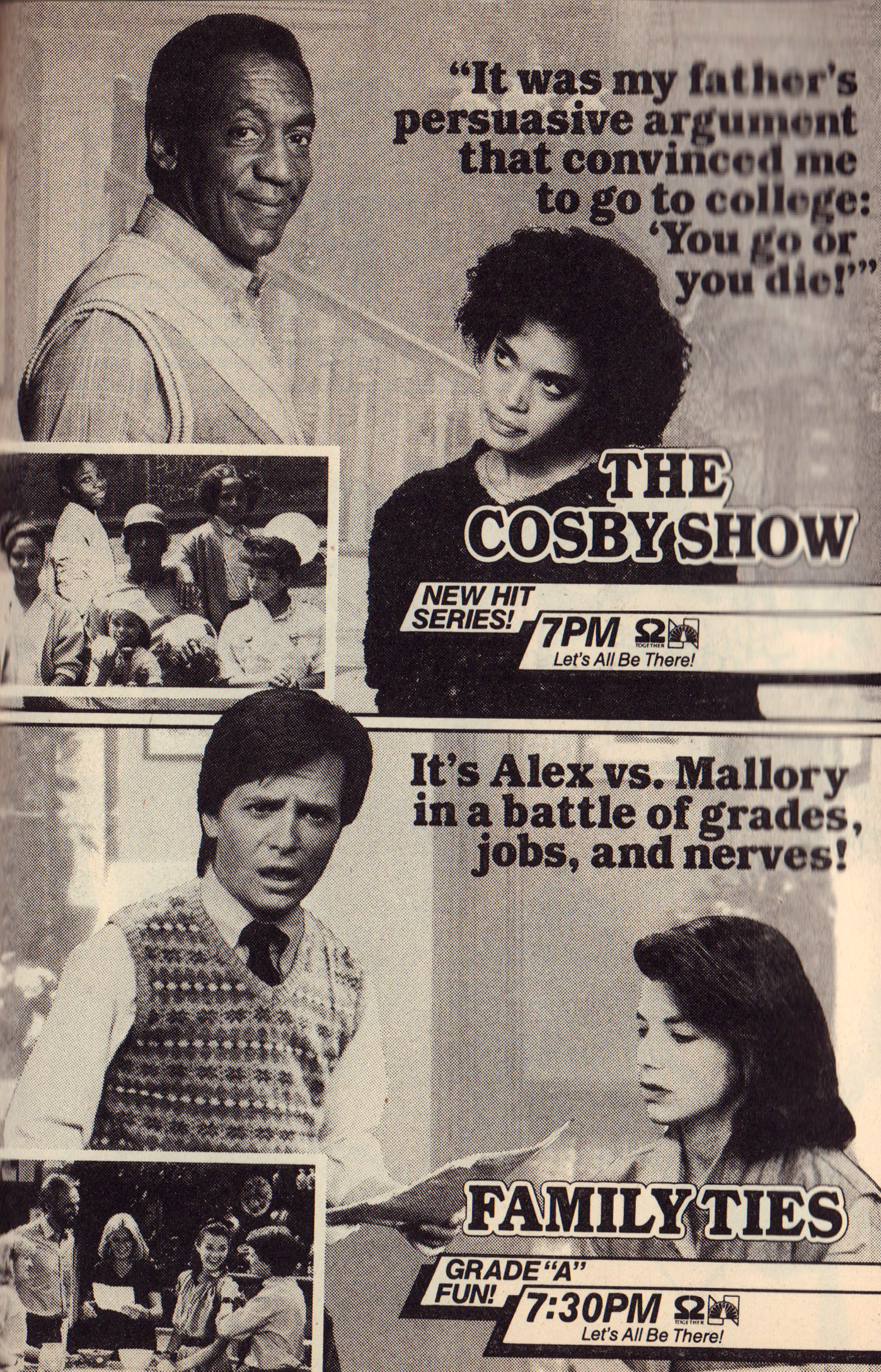 Bill Cosby TV Guide Oct 20_26 1984