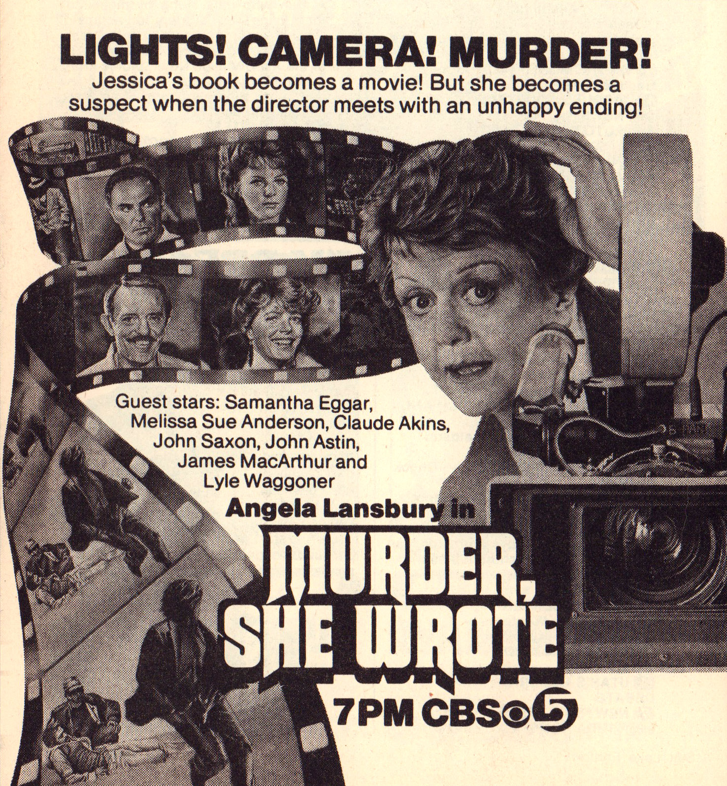 TV Guide Oct 27_Nov 2 1984 murder she wrote