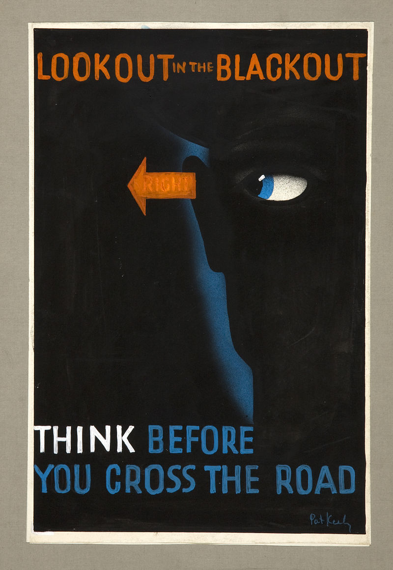 Think Before You Cross the Road Pat Keely Patrick Cokayne Keely