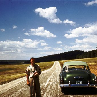 Wonderful Kodachromes of 1950s Utah by Max Gene Leonard