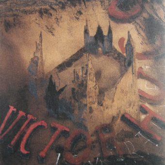 Victor Hugo's Blotto Drawings In Coal, Dust And Blood (1848-1866)