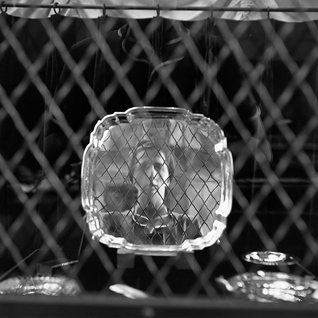 Vivian Maier self-portrait 11
