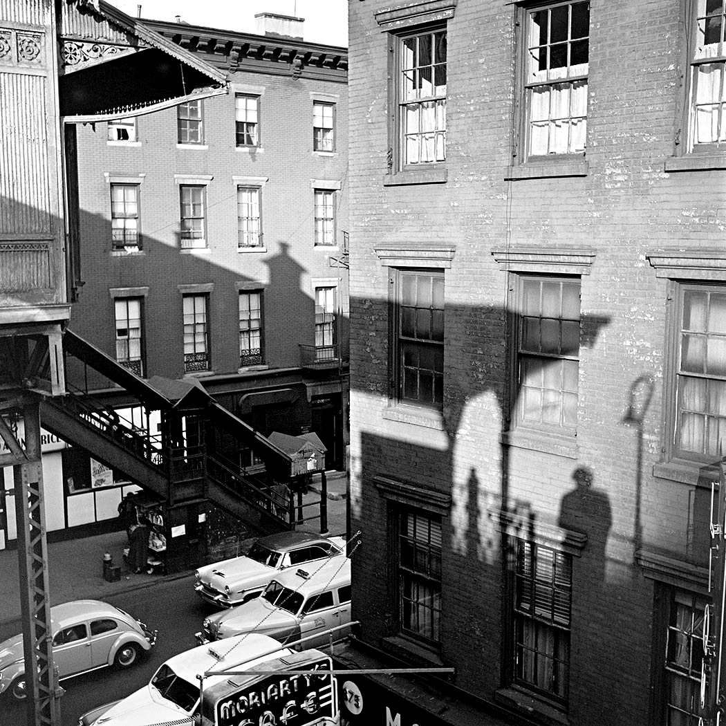 Vivian Maier self-portrait 14