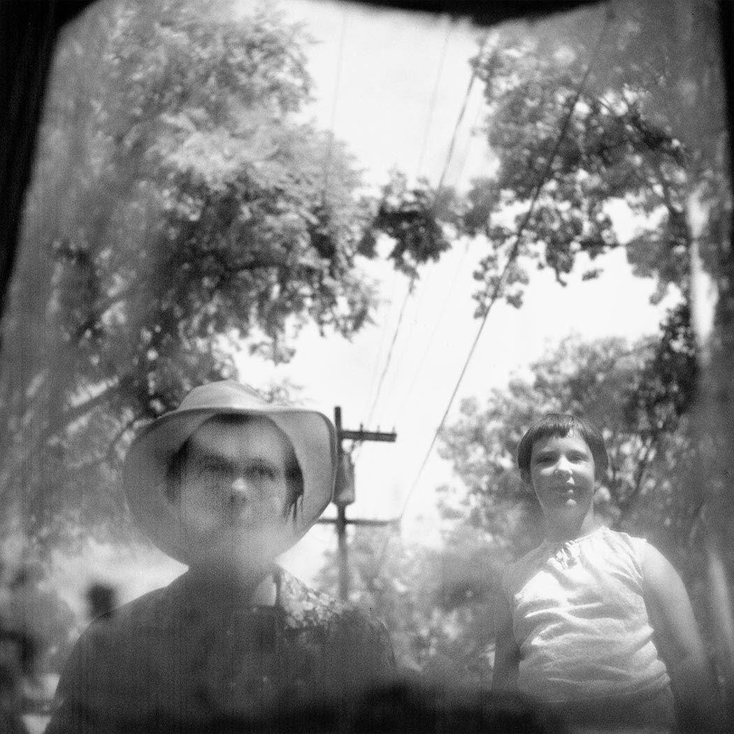 Vivian Maier self-portrait 19