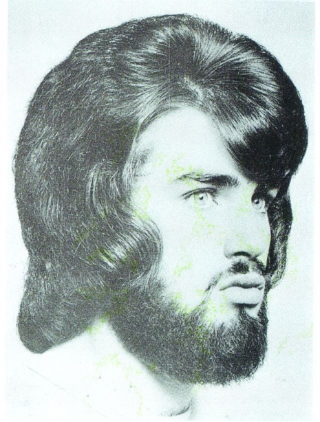 I Was A Male Hair Model In The 1970s - Photos - Flashbak