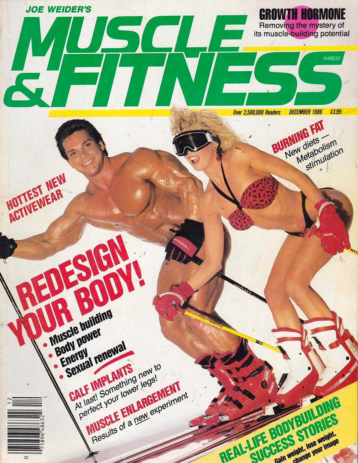 fitness mag 1980s