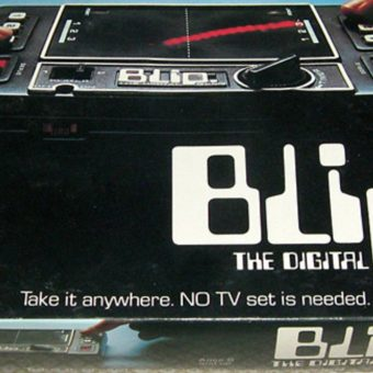 Take it Anywhere: Remembering Blip, The Digital Game (Tomy, 1977)