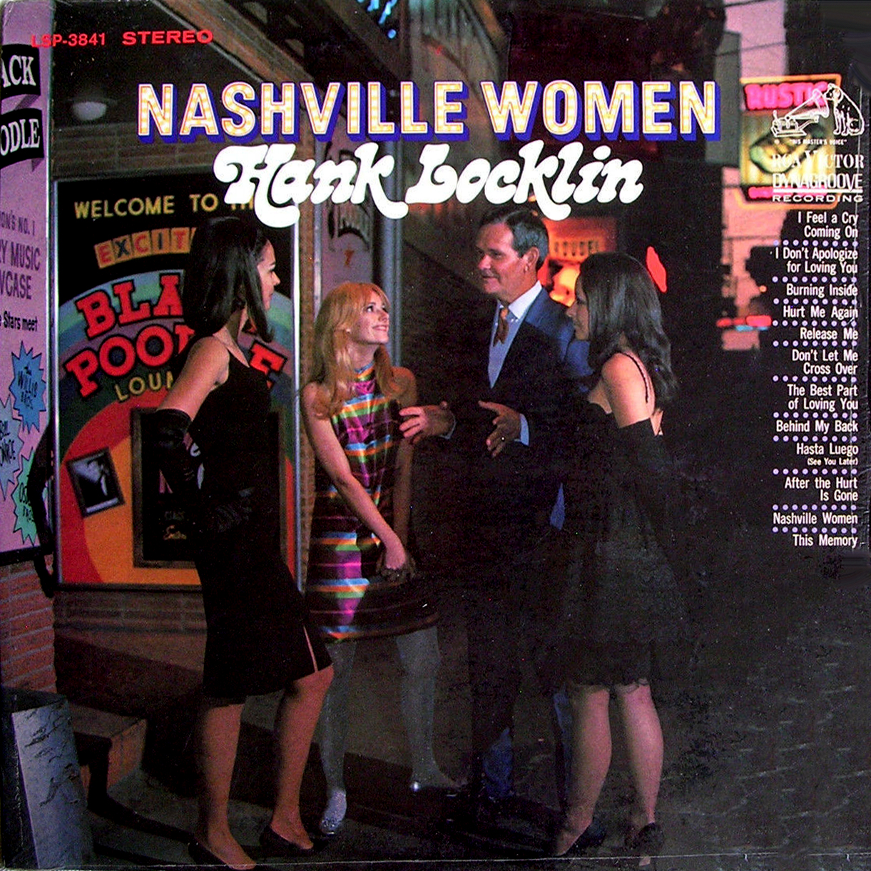 hank locklin album