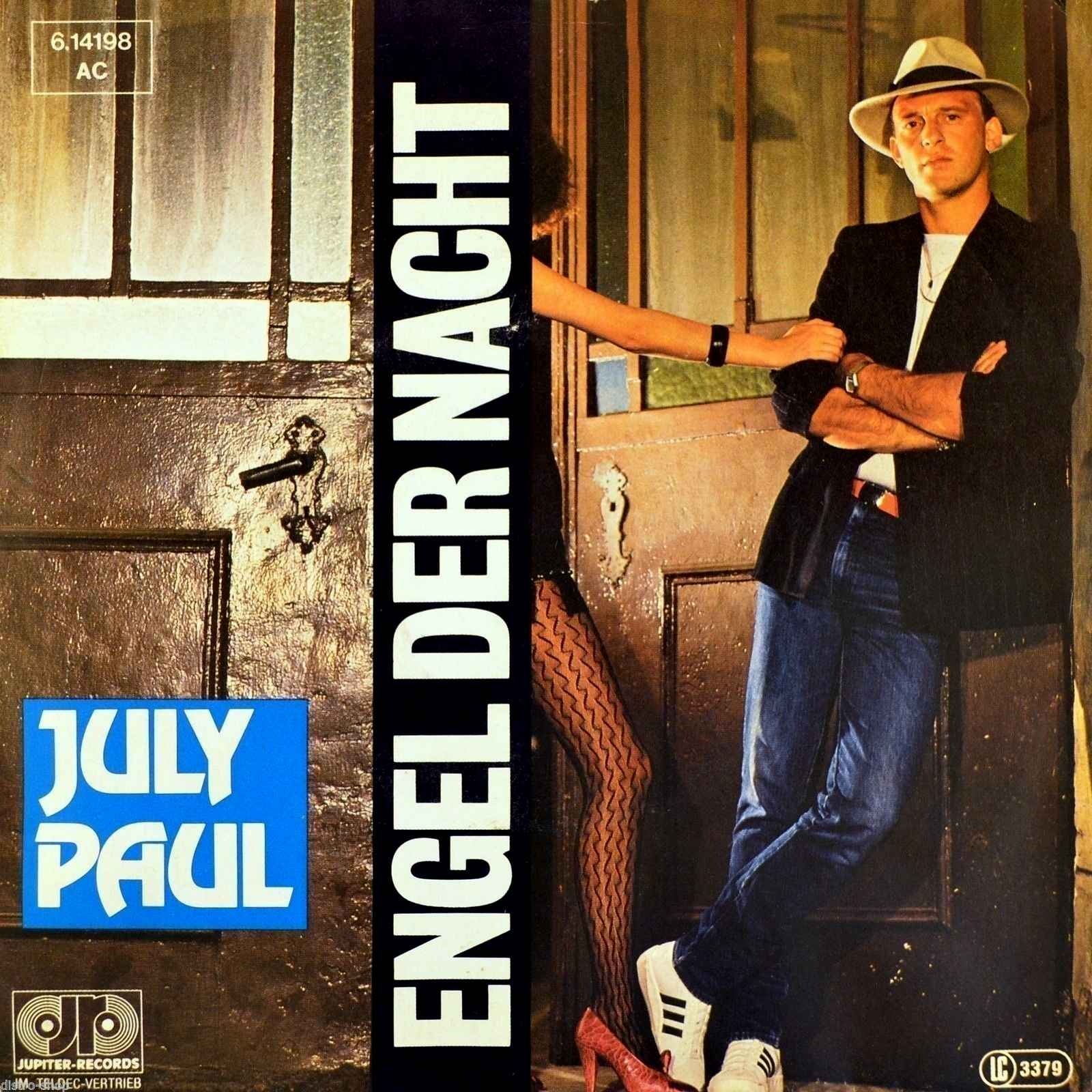 july paul album
