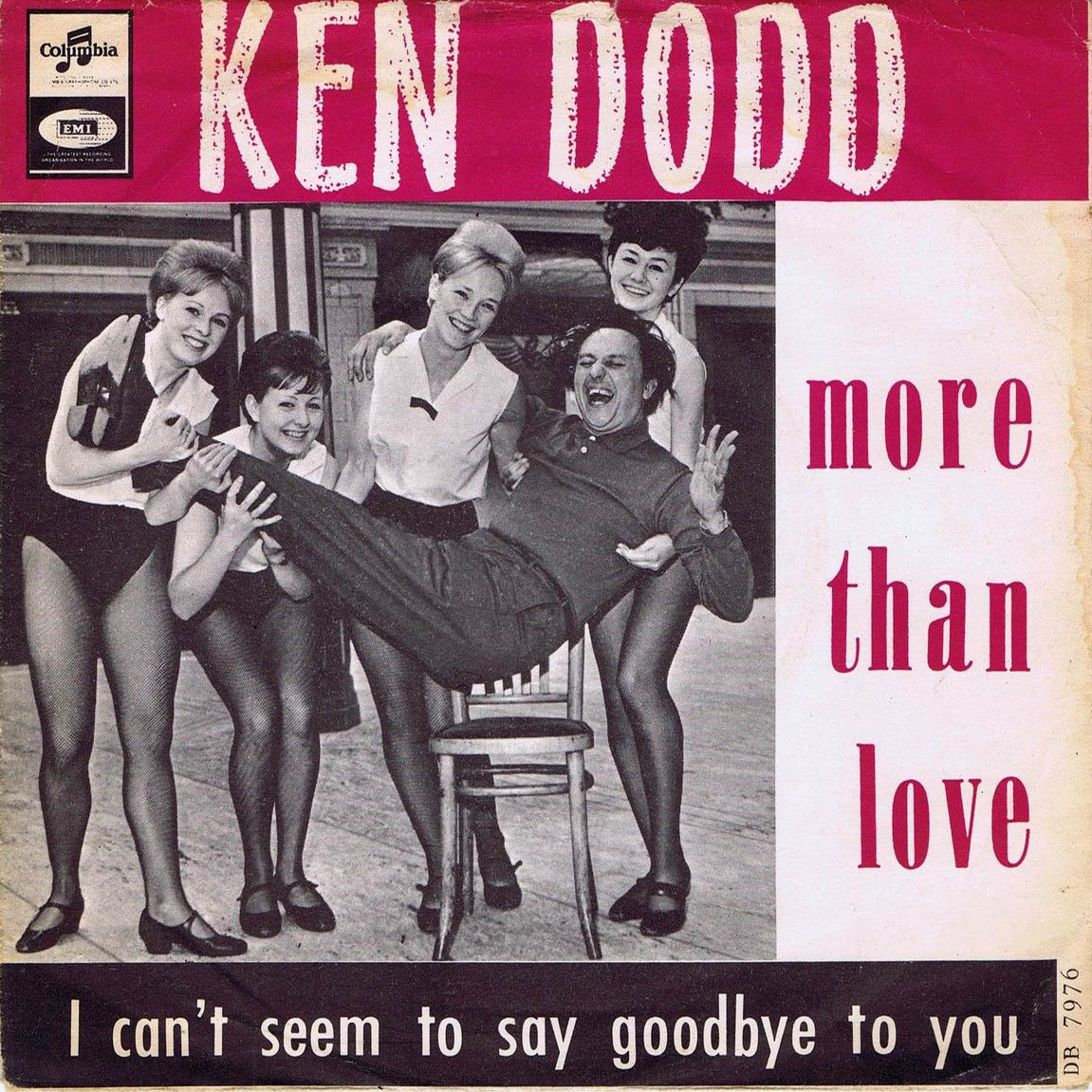 ken dodd album cover