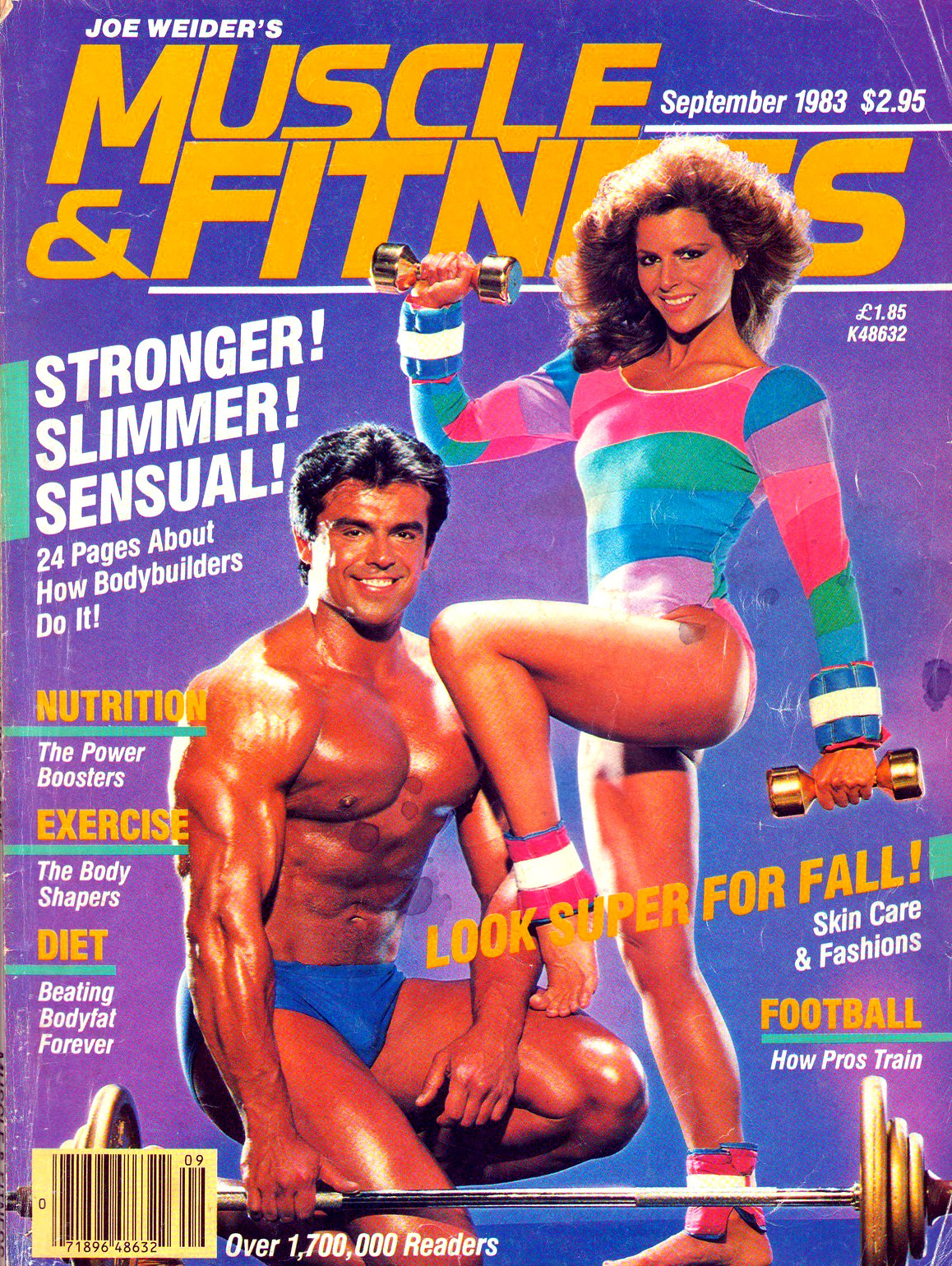 muscle and fitness 1983