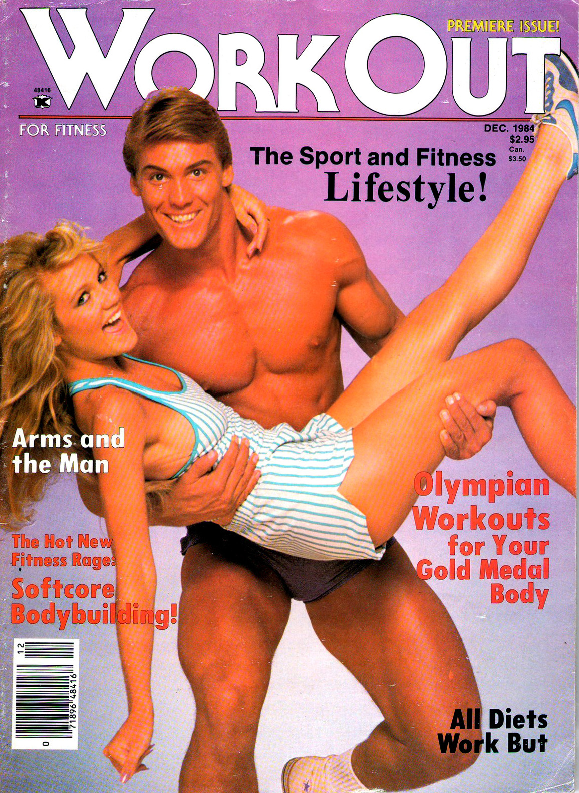 work out magazine