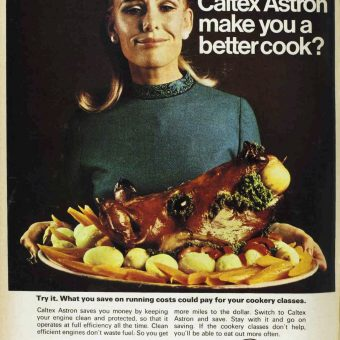 Gastro-Disasters: Spectacularly Appalling Food Adverts from Yesteryear