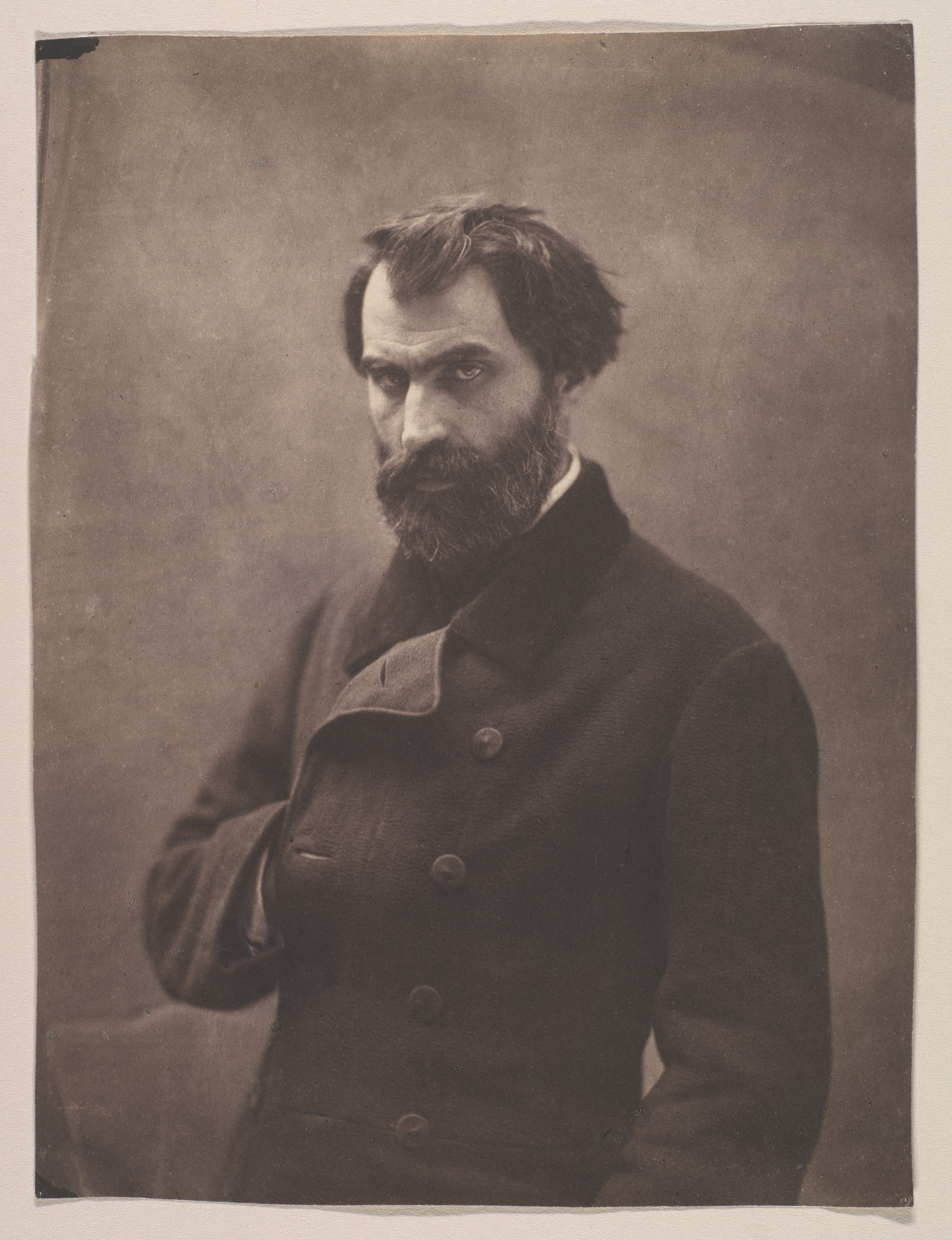 Nadar (French, Paris 1820–1910 Paris) Eugène Pelletan, 1855–59