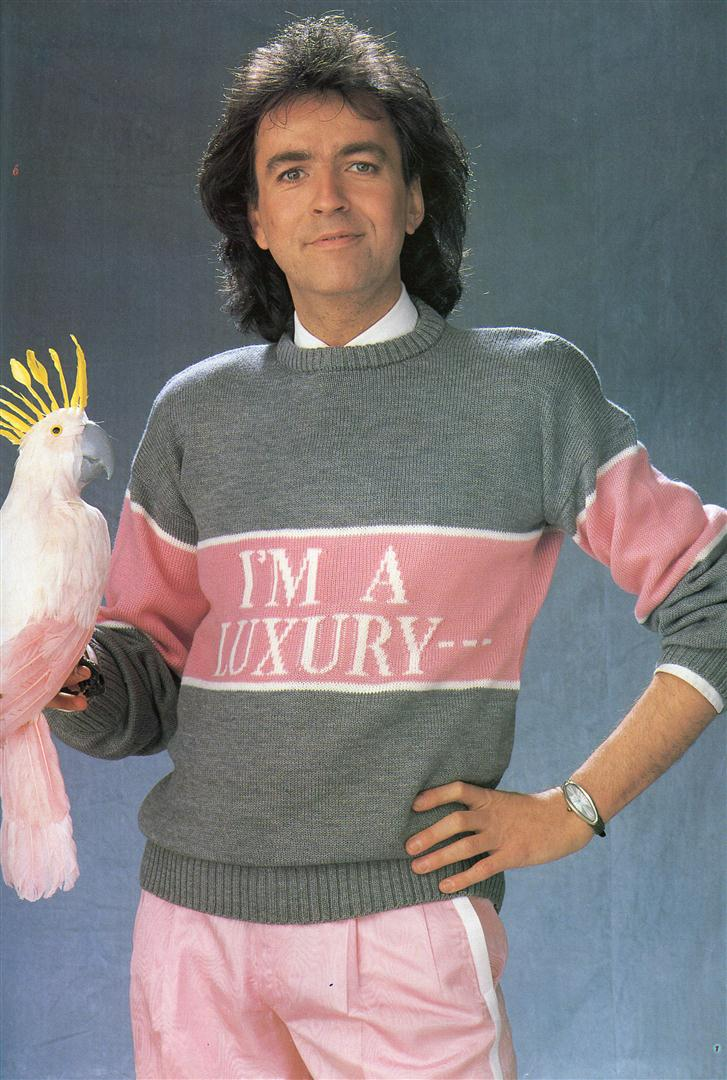 David Shilling ugly jumpers sweaters 1980s