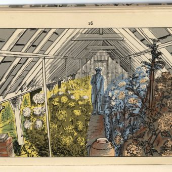 Edward Bawden: Life In An English Village, 1949