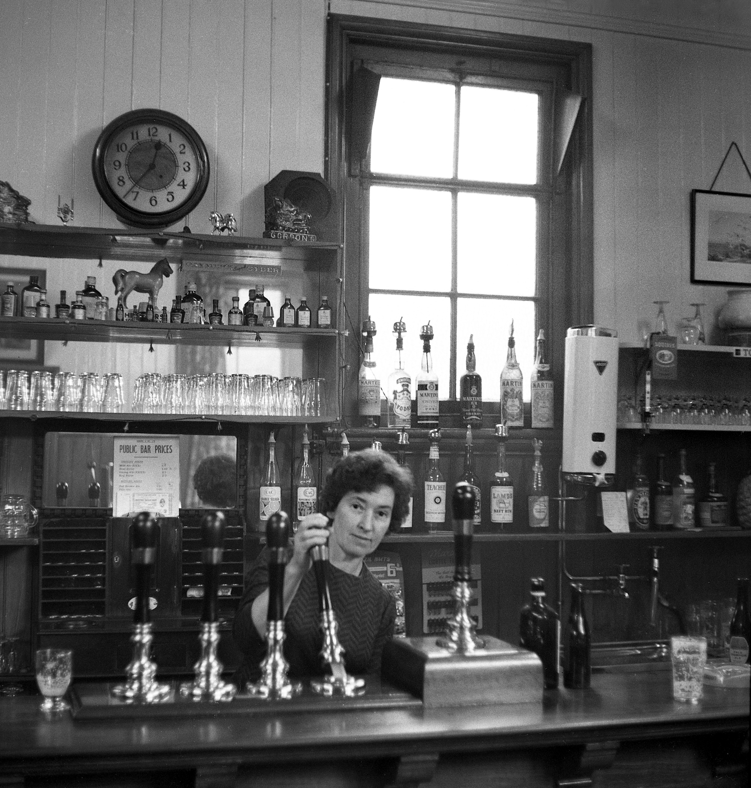 The Engineers Pub, Leiston, Suffolk 1966