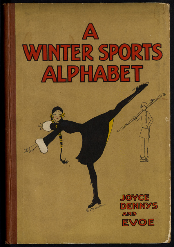 Joyce Dennys sports alphabet