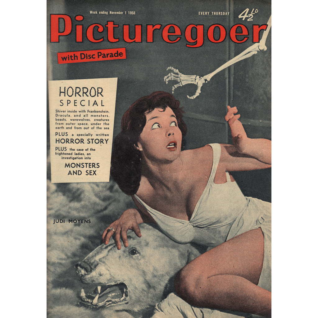 Heidi Brühl Nude whatever happened to the picturegoer cover 'stars'? 1958