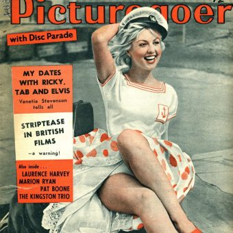 Whatever Happened to the Picturegoer Cover 'Stars'? 1958-1960