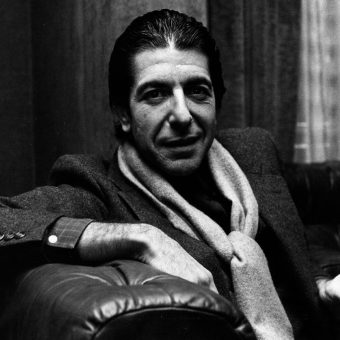 Leonard Cohen's Music From The American Laboratory: The Lost Democracy Verses Revisited