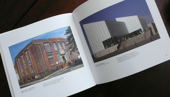Left: Thanet School Of Art & Crafts, now an adult education centre. Right: Turner Contemporary, opened April 2011