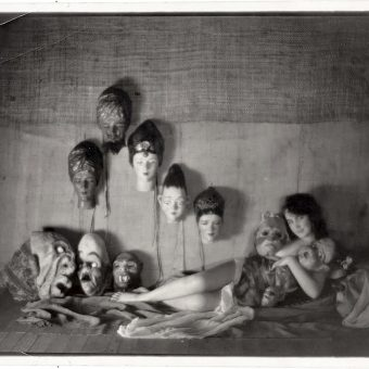 Extraordinary Arts Studies From West Of Zanzibar By William Mortensen (1928)