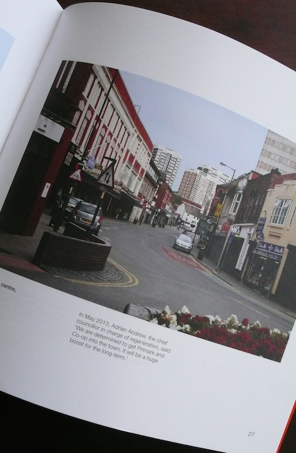 """Adrian Andrew, Walsall chief councillor in charge of regeneration, May 2013: """"We are determined to get Primark and Co-op into the town, it will be a huge boost for the long-term."""""""