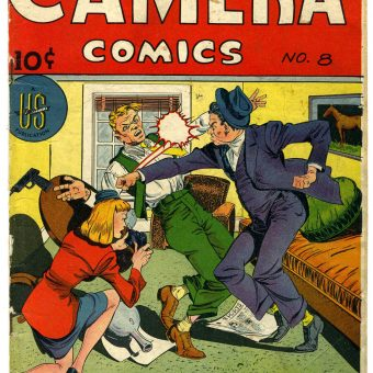 Camera Comics: A Short-Lived Rarity From The 1940s