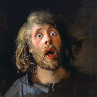 The Peculiar Tale Of Robert Lenkiewicz And Diogenes, The Tramp Who Became The Ultimate Memento Mori