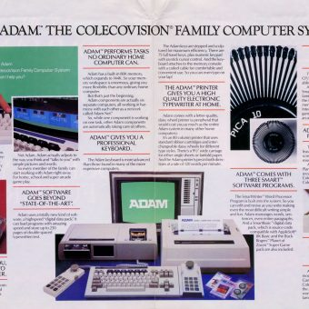 Program Your Future: Remembering Coleco's Adam Computer (1983)