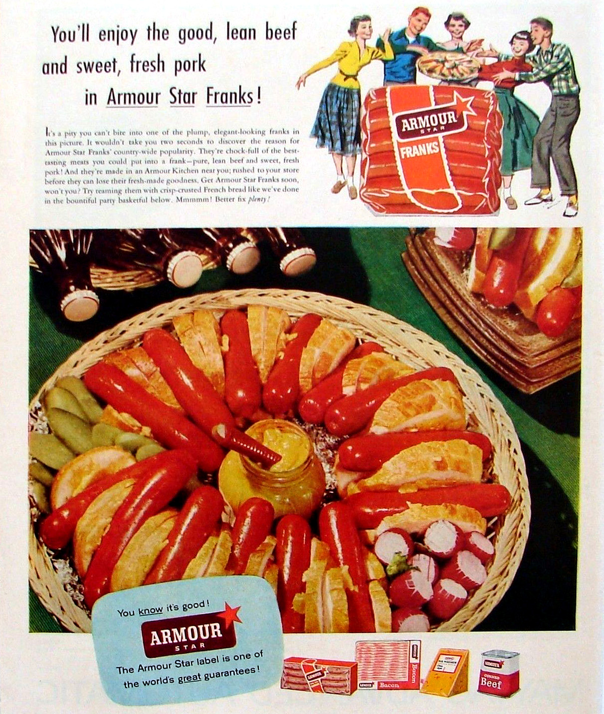 hot-dog-food-advert