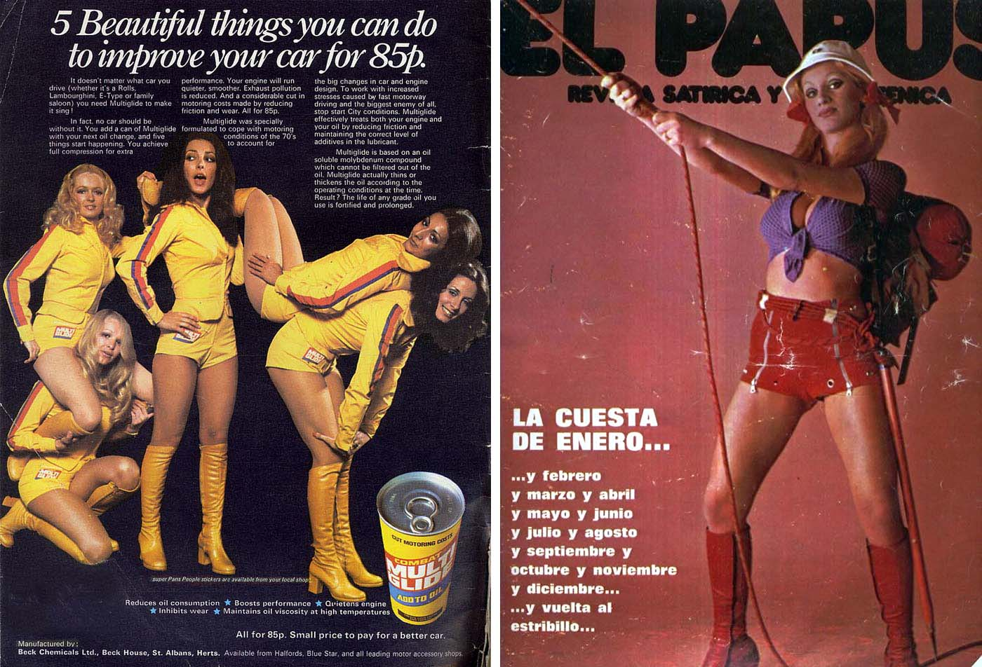 pans people hotpants