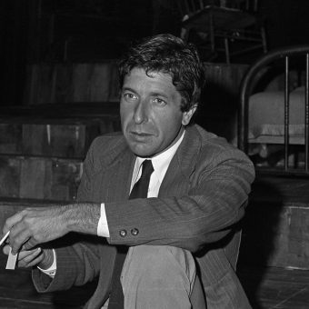 When Leonard Cohen Dropped Acid And Saved the Show (1972)