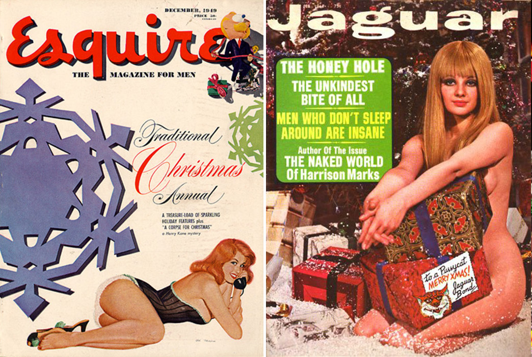 1949-esquire-and-jaguar-xmas-issues