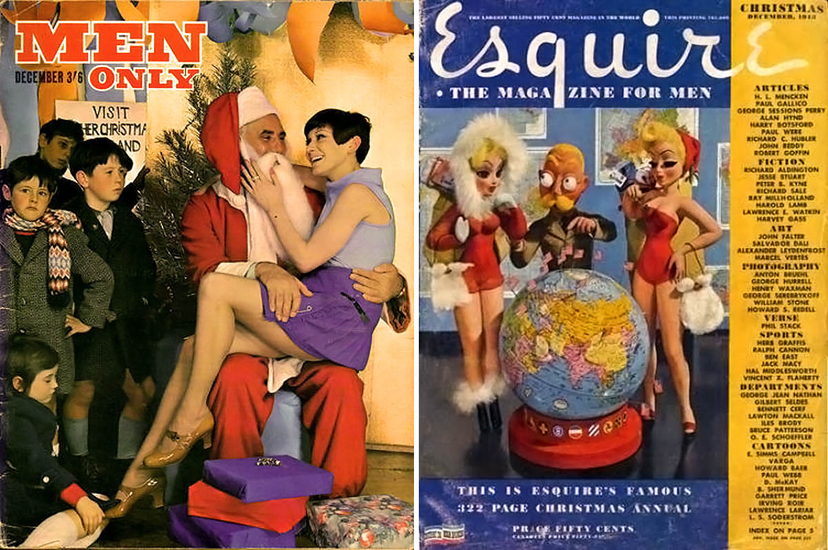 1966-and-1943-holiday-magazines