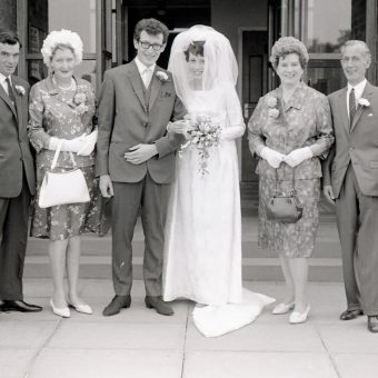 Ian And Anne's 1970s Wedding