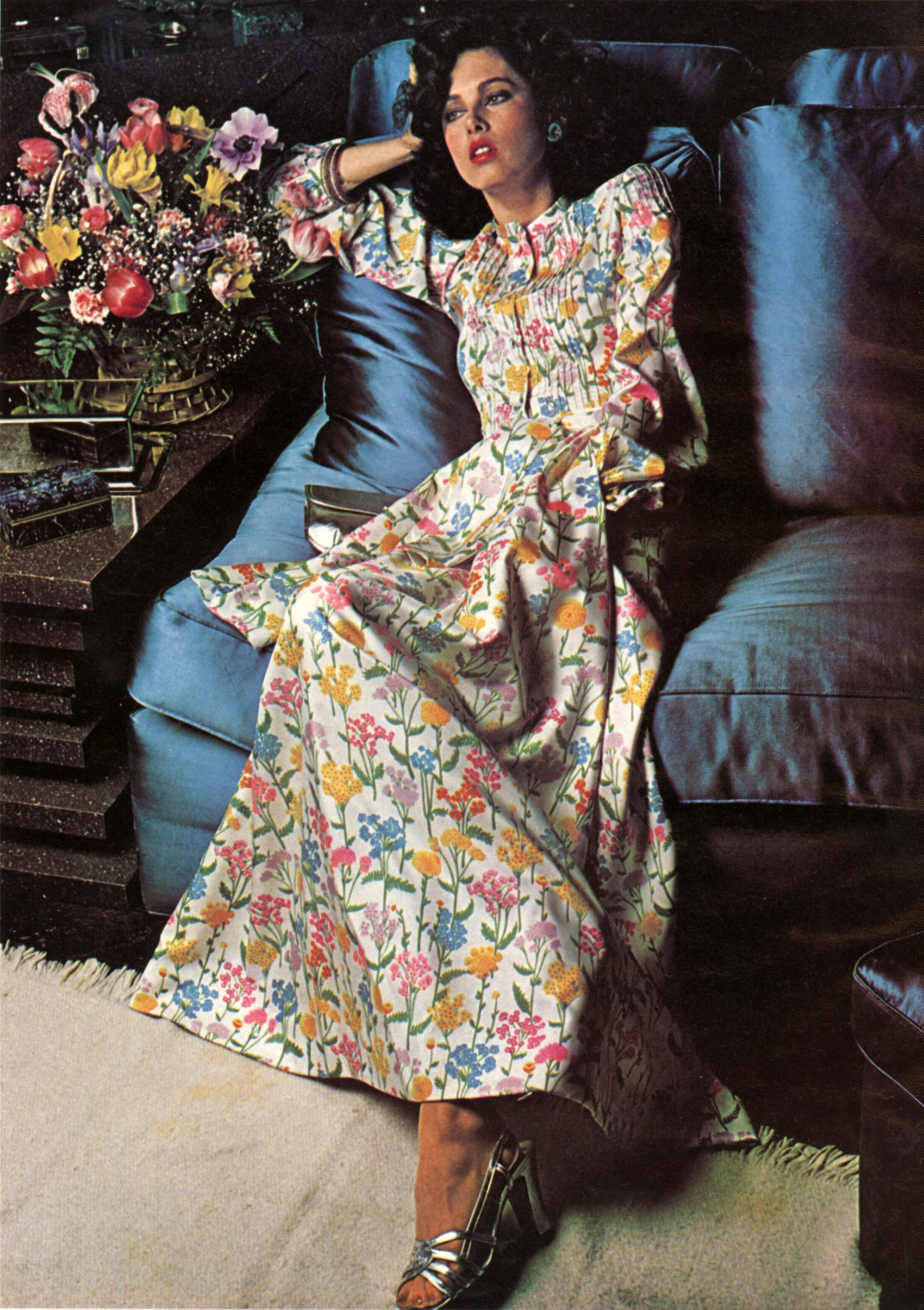 Women's Fashion In 1975