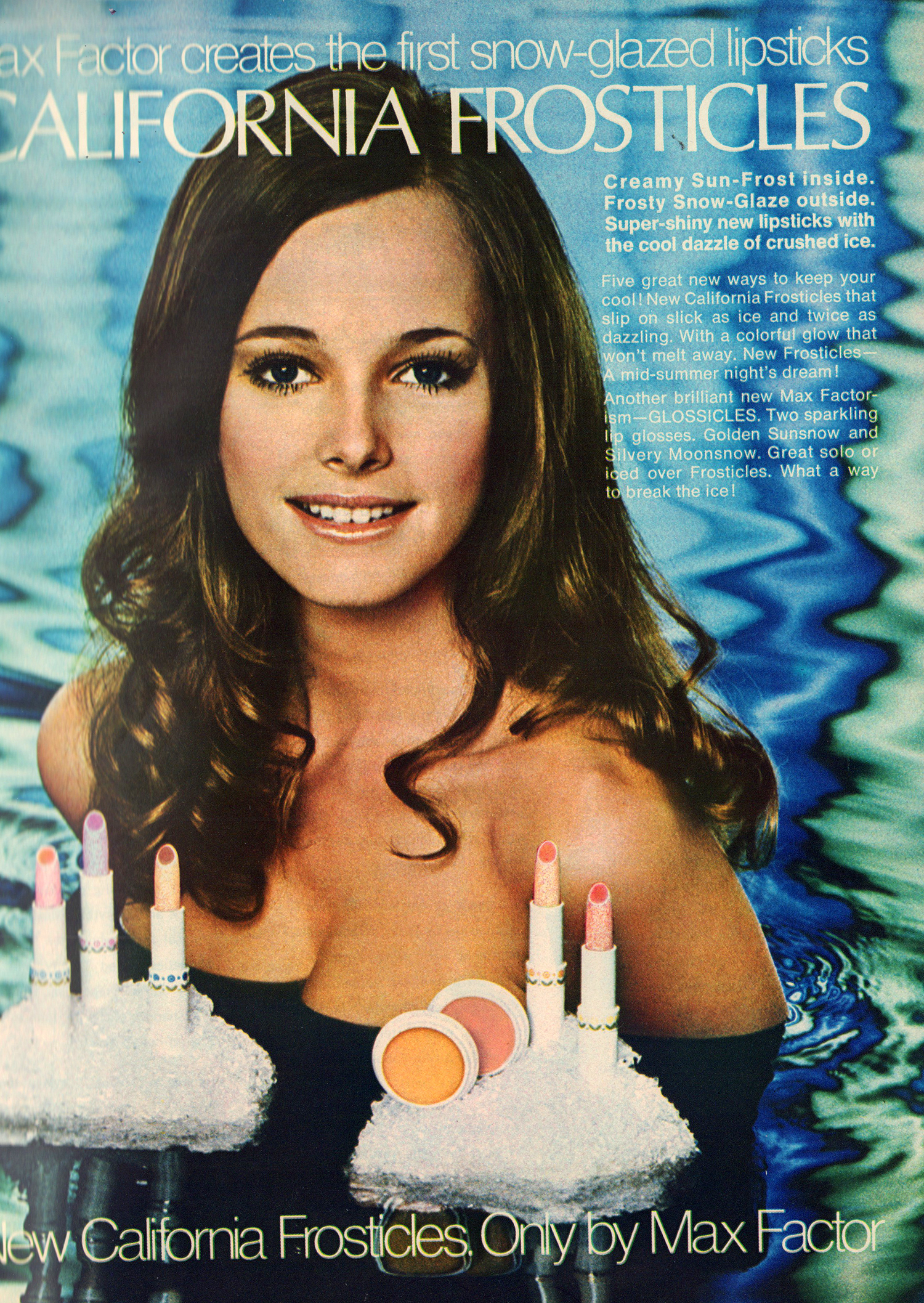 Ingenue magazine - July 1970