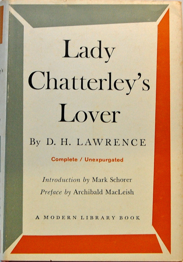 Lady Chatterley Library edition